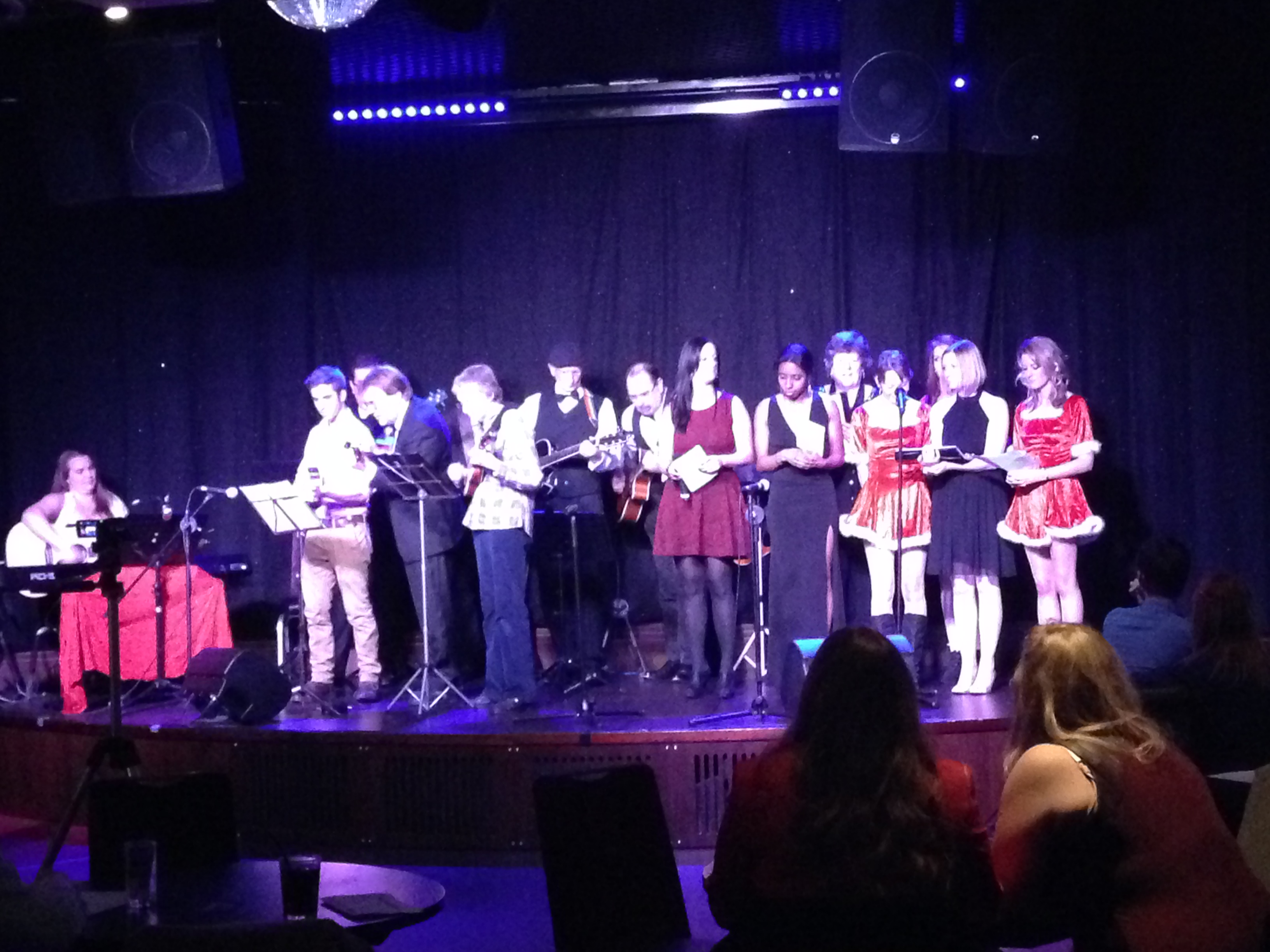 Christmas Showcase 2013 – The Grosvenor Showbar (15)