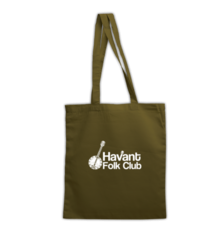 Havant Folk Club Bag