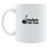 Havant Folk Club Mug