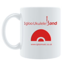 Igloo Ukulele Band Mugs