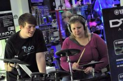 Drum Lessons Hamphire - drum lessons for adults